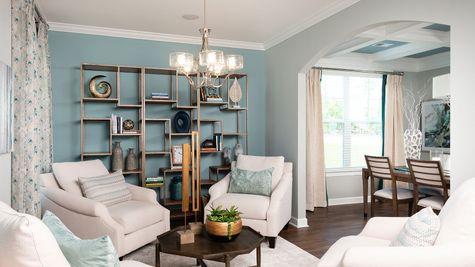 Living Room | Roland Plan