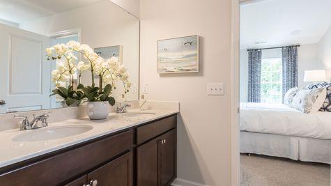 Primary Bathroom | McDowell Plan
