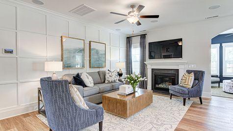 Living Room   Nantahala