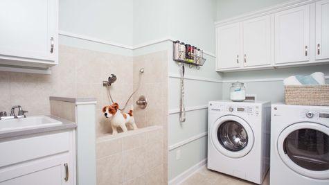 Laundry Room | Hartford Plan