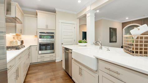 Kitchen | Victor Plan