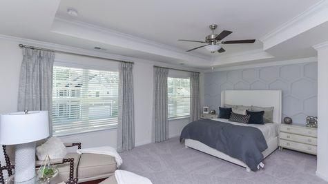 Primary Bedroom | Underwood Plan