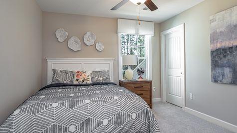 Secondary Bedroom | Palmer Plan