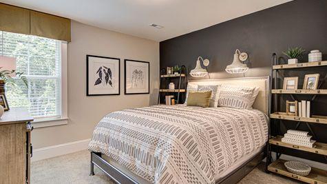 Secondary Bedroom | Nantahala Plan