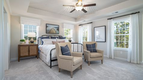 Primary Bedroom | Palmer Plan