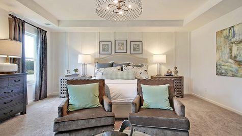 Master Bedroom | Telfair Plan