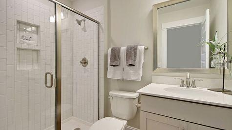 Guest Bathroom | Warwick Plan