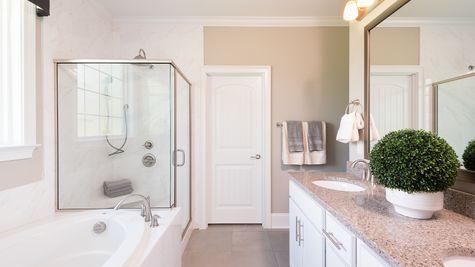 Master Bathroom | Newbury Plan