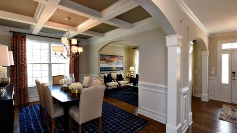Dining to Entry - Roland Plan