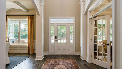 Foyer | Patterson Plan