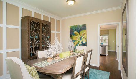 Dining Room | Richardson Plan