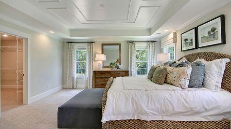 Master Bedroom | Warwick Plan