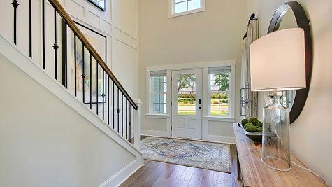 Foyer | Warwick Plan