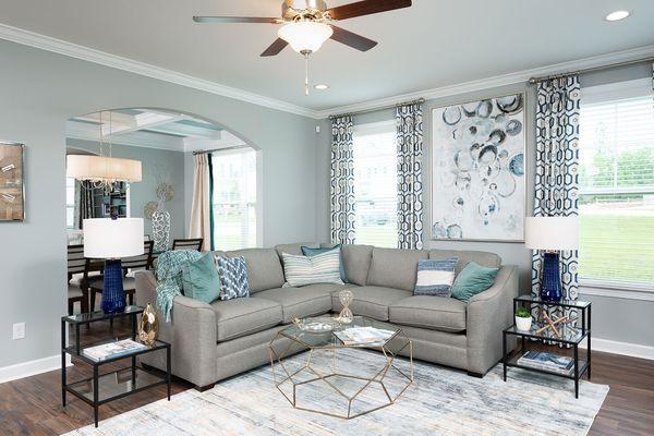 Family Room | Roland Plan
