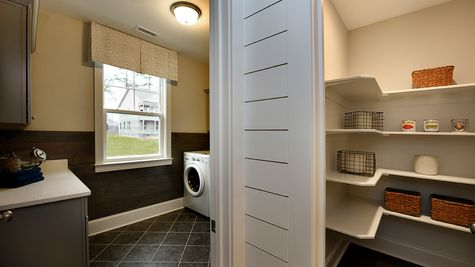 Pantry and Laundry Room | Starks Plan