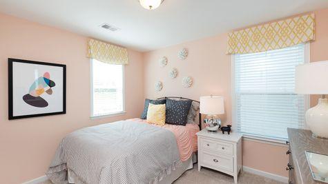 Secondary Bedroom | Henderson Plan