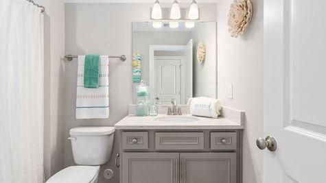 Bathroom | Parker Plan