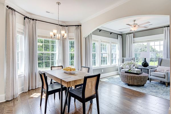 Eat-In to Sunroom - Victor Plan