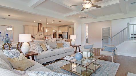 Living Room   Webster Plan