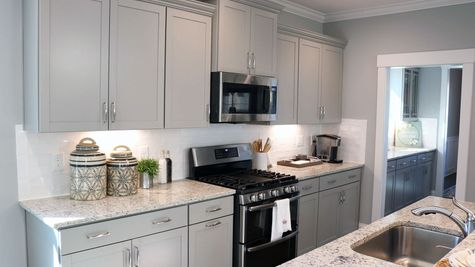 Kitchen | Lafayette Plan