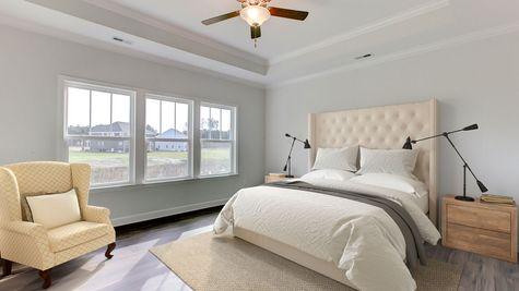 Primary Bedroom | Vernon Plan