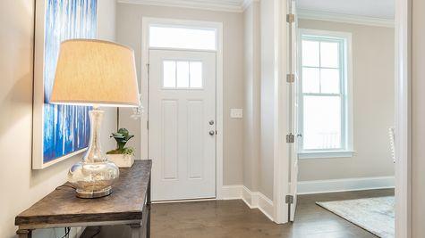 Foyer | Starks Plan