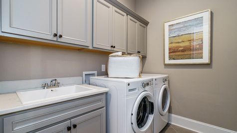 Laundry Room | Patterson Plan