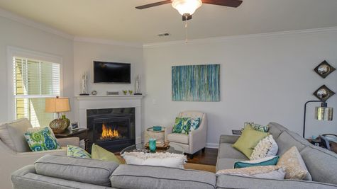 Family Room | Andrews Plan