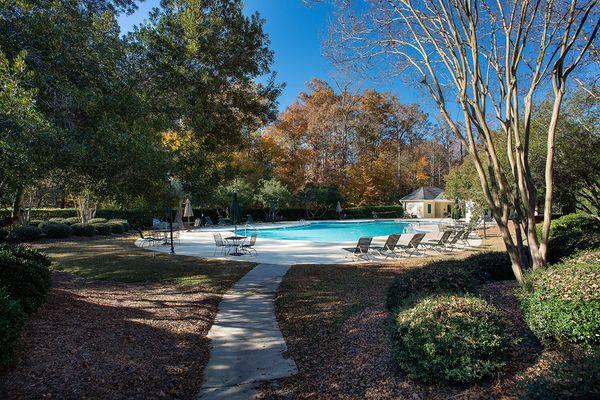 Ascot Woods Pool
