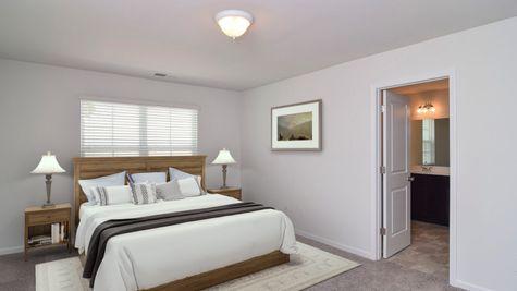 Primary Bedroom | Dawson Plan