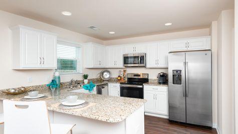 Kitchen | Guilford Plan