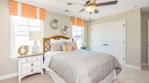 Bedroom | Middleton Plan
