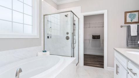 Primary Bathroom | Parker Plan