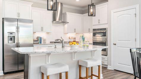 Kitchen | Parker Plan