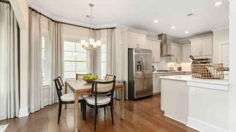 Eat-In and Kitchen | Victor Plan