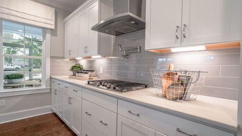 Kitchen | Overland Plan