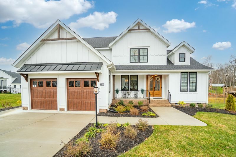 New home by CraftMaster Homes of Central Virginia