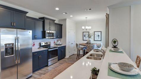 Kitchen | Underwood Plan