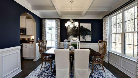 Dining Room | Julian Plan