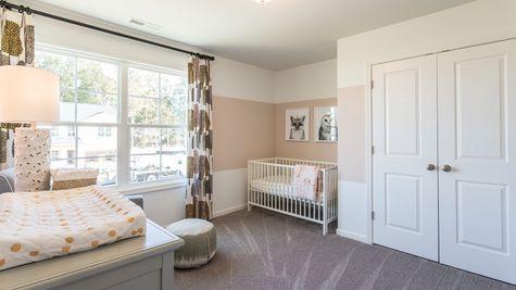 Secondary Bedroom | Lancaster Plan