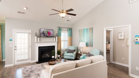 Great Room | Carson Plan