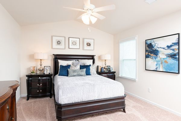 Primary Bedroom | Guilford Plan