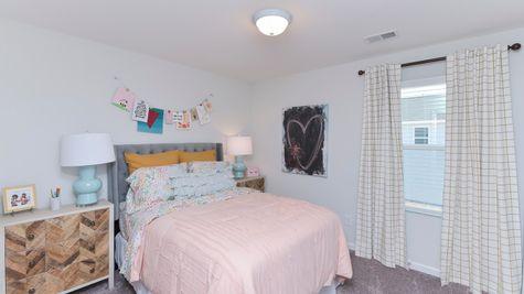 Secondary Bedroom | Kershaw Plan