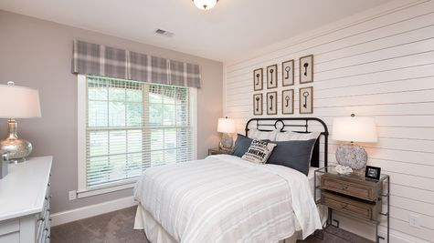 Bedroom | Fullerton Plan
