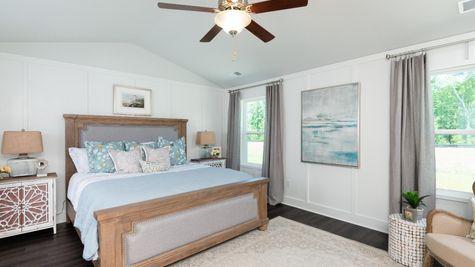 Master Bedroom | Pickens Plan