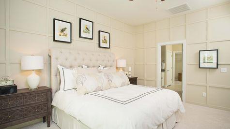 Master Bedroom | Hartford Plan