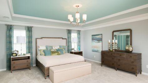 Master Bedroom - Yates Plan
