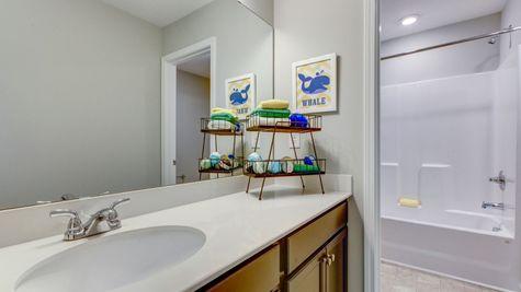 Bathroom | Meriwether Plan