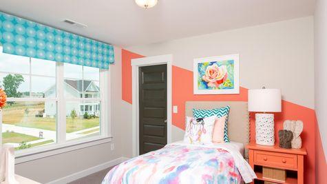 Secondary Bedroom | Roland Plan