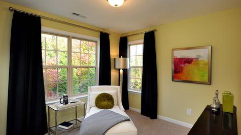 Master Sitting Room | Palmer Plan